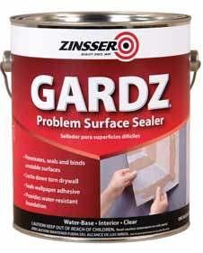 GARDZ  PROBLEM SURFACE SEALER