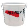 5 QT PLASTIC PAIL WITH MEASURE