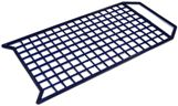 ONE GALLON GRID PLASTIC - BLUE