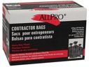A-P CONTRACTOR TRASH BAGS 3 ML