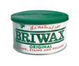 BRIWAX 1LB. DARK BROWN PASTE WAX