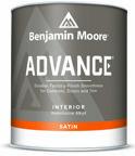 ADVANCE W/B ALKYD SATIN