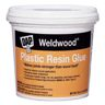 WELDWOOD PLASTIC RESIN GLUE 1LB