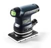 the festool rts 400 small flat surface sander for one handed applications.