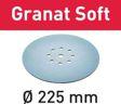 GRANAT SOFT D225 P150 25X