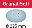 GRANAT SOFT D225 P180 25X