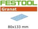ABR GRANAT 80X133 P80 50X
