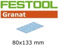 ABR GRANAT 80X133 P120 10X