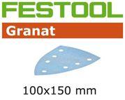 ABR GRANAT 100X150 P80 10X