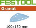 ABR GRANAT 100X150 P80 50X