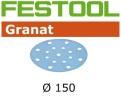ABR GRANAT D150 P120 10X