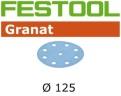 ABR GRANAT D125 P80 50X