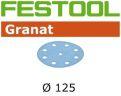 ABR GRANAT D125 P220 10X