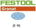ABR GRANAT D90 P150 100X  RO90