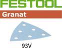 ABR GRANAT 93X93 P60 50X