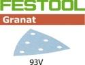 ABR GRANAT 93X93 P80 50X  RO90