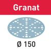 ABR GRANAT D150/48 P80 10X