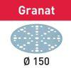 ABR GRANAT D150/48 P180 100X