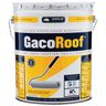 GACO SILICONE ROOF 5 GAL- BROWN