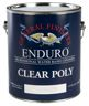 ENDURO CLEAR POLY FLAT GL