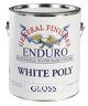 WHITE POLY GLOSS GL