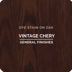 DS VINTAGE CHERRY QT