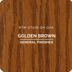 RTM GOLDEN BROWN