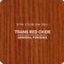 RTM TRANS OXIDE RED