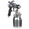 GUN HVLP EDGE II PLUS METAL CUP
