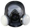 FULLFACE RESPIRATOR OV/R95 MED/L