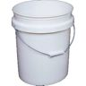 5 GAL PLASTIC BUCKET WITH LID
