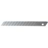 50 PK STAINLESS STEEL BLADES