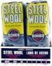 16 PAD PAK 3/0 STEEL WOOL