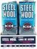 16 PAD PAK #0 STEEL WOOL