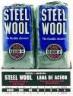 16 PAD PAK #1 STEEL WOOL