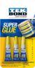 TEK BOND SUPER GLUE 3/PK .035 OZ