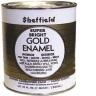 QT SUPER BRIGHT GOLD ENAMEL EXT
