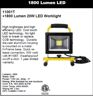 1800 LUMAN 20W LED WORKLIGHT