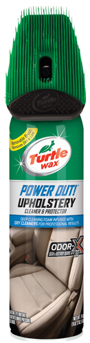 Turtle Wax T246R1 Upholstery Cleaner, 18 oz Aerosol Can