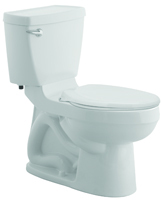 American Standard Champion 4 Series 731AA001S.020 Complete Toilet, Elongated