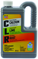CLR CL-12 Calcium, Lime and Rust Remover, 28 oz Bottle