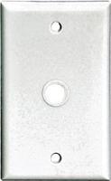 Eaton Wiring Devices 2128 Series 2128W-BOX Standard Wallplate, 1-Gang,