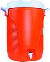 Rubbermaid 1840999 Water Cooler, 5 gal, Orange