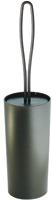 iDESIGN York 98920 Toilet Bowl Brush, Loop Handle, Polypropylene Bronze