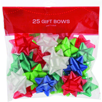 Hometown Holidays Gift Bow, 21-1/4 X 16-5/8 X 24-1/4 In