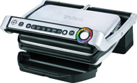 T-fal GC7125D4/GC702D53 Electric Grill, Stainless Steel
