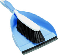 Simple Spaces Hand Broom With Dust Pan