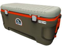 IGLOO 44938 Ice Chest, 120 qt Cooler