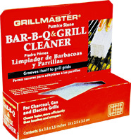 GrillMaster BQS-12T Grill Cleaner Kit, 6 in L