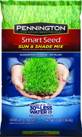 Pennington 100526659 Grass Seed, 3 lb Bag
